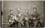 Американские гангстеры. Фото начала XX века