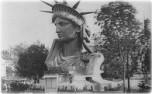 Статуя Свободы в Нью Йорке. История в фотографиях