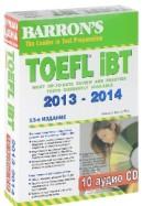 TOEFL iBT 2013-2014 (+ 10 CD)